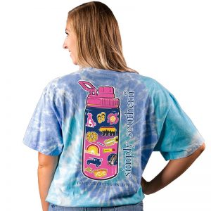 Simply Southern Sticker SS Tee Tide