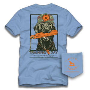 Over Under Training Day Tee