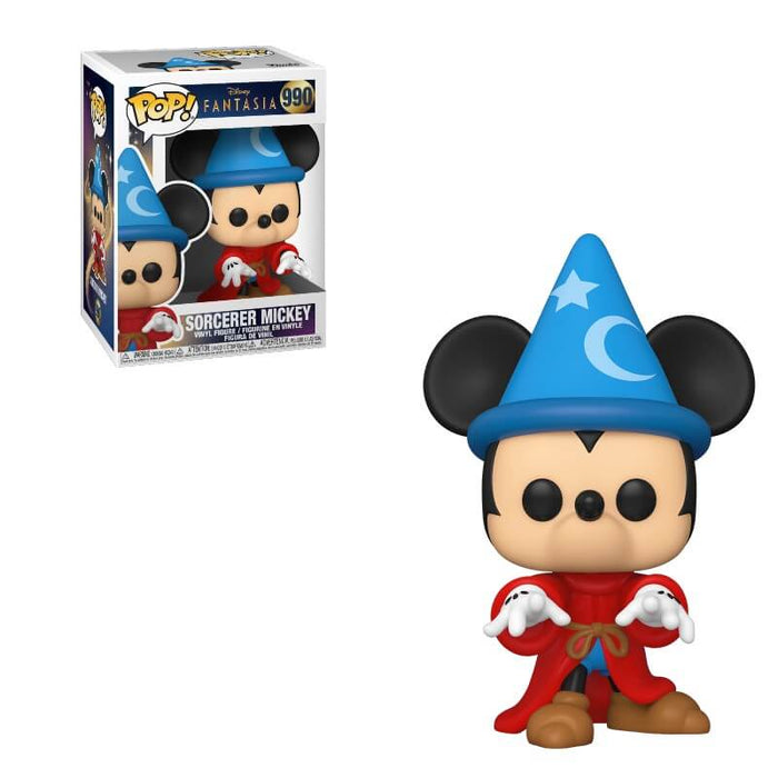Sorcerer Mickey Fantasia 80th Anniversary