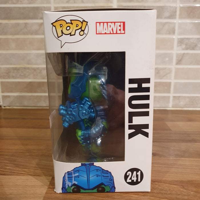Neon Hulk Ragnarok Target Exclusive * Not Mint