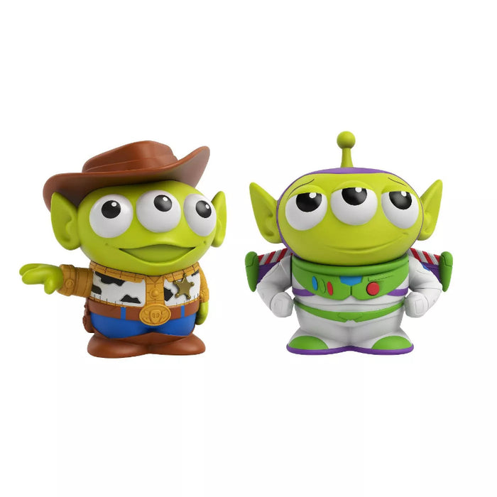 Mattel Pixar Alien Remix Woody & Buzz - Damaged packaging