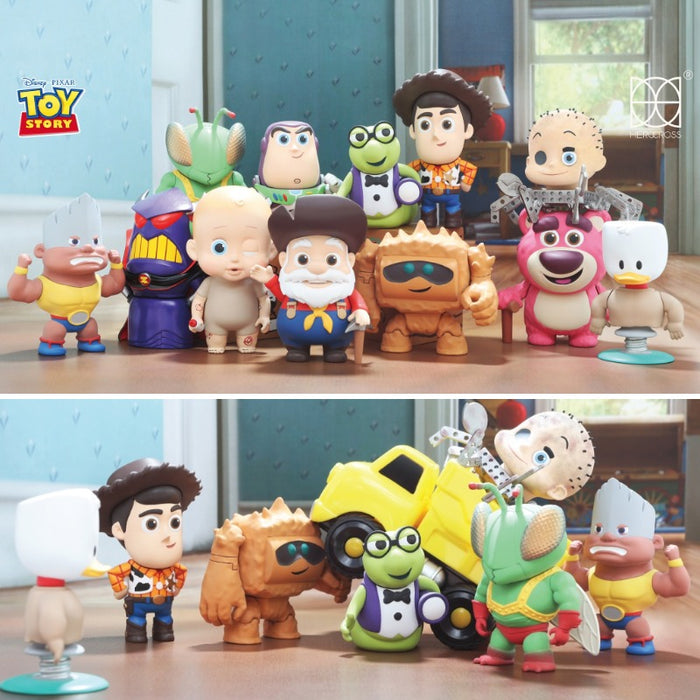 Herocross Toy Story 25th Anniversary Collection : 1 piece blind box