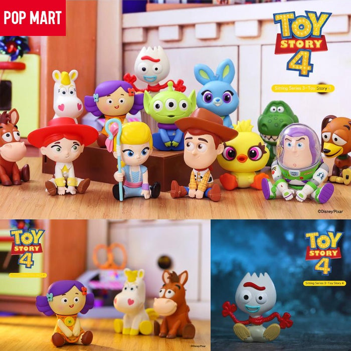 Pop Mart Disney Pixar Toy Story: 1 piece blind box