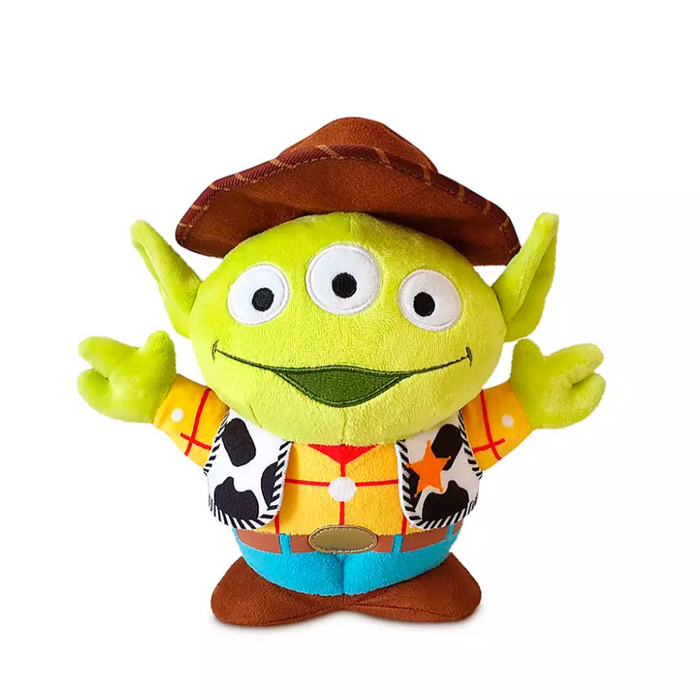 Woody Pixar Alien Remix 21cm Plush