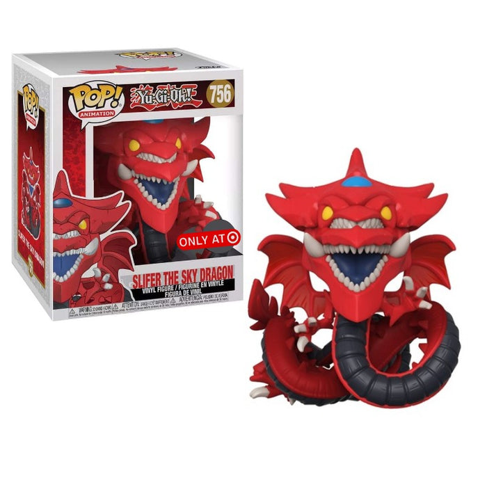 Slifer the Sky Dragon 6 inch Target exclusive
