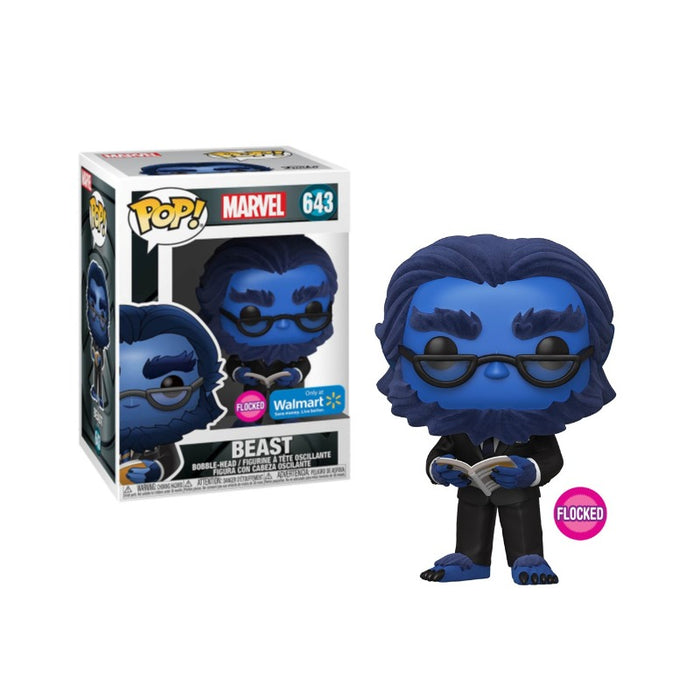Flocked Beast Walmart Exclusive