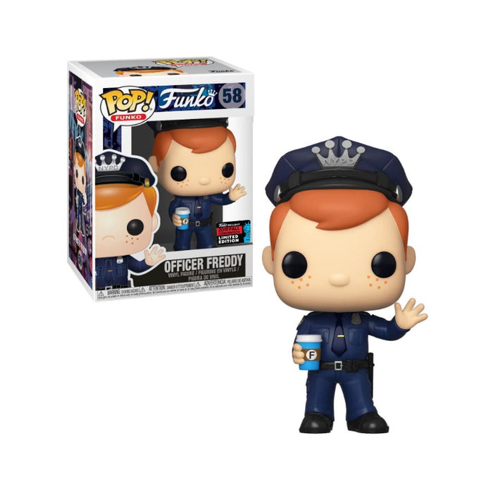 Officer Freddy 2019 NYCC Convention Exclusive * Not Mint