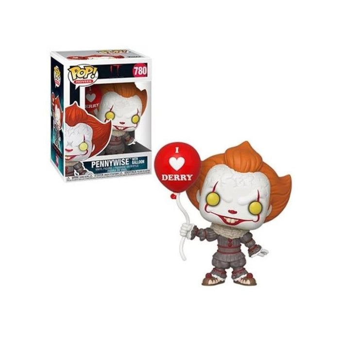 Pennywise With Balloon: IT Chapter 2
