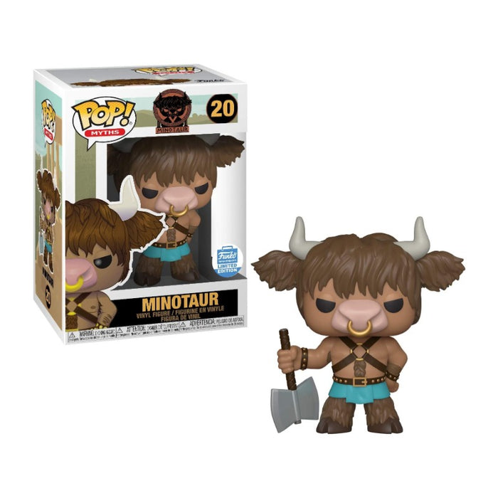 Minotaur Funko Shop Exclusive