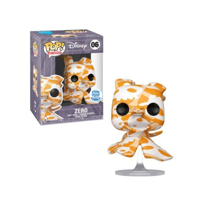 Zero Art Series Funko Shop Exclusive