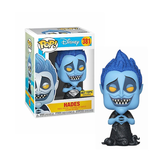 Diamond Hades Hot Topic Exclusive