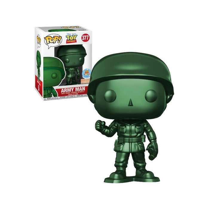 Metallic Army Man Boxlunch Exclusive