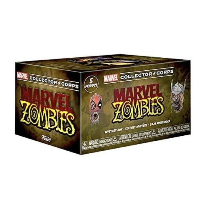 Marvel Collectors Corps: September Theme: Marvel Zombies