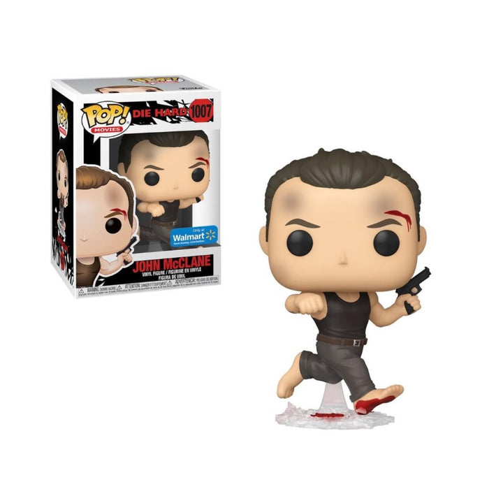 John McClane Walmart Exclusive  *Not mint