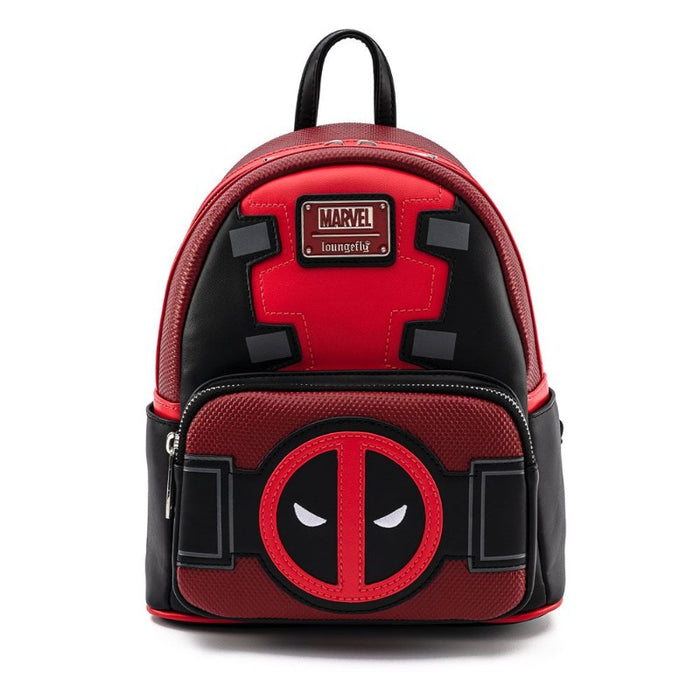 Marvel Comics by Loungefly Backpack Deadpool Merc With A Mouth