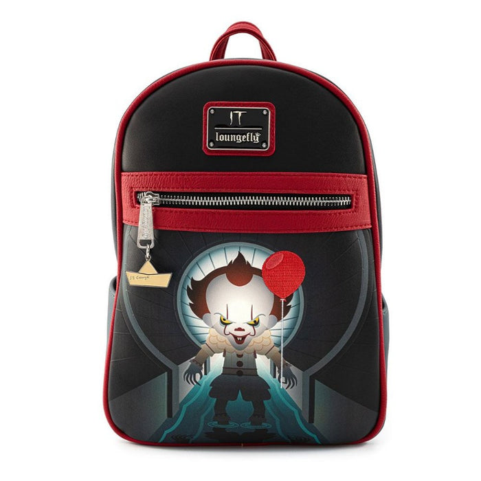 IT by Loungefly Pennywise Mini Backpack