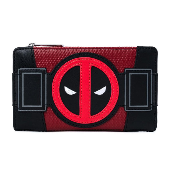 Marvel Comics by Loungefly Wallet Deadpool Merc With A Mouth