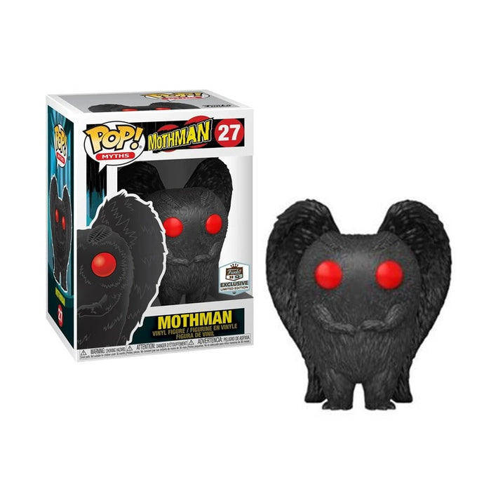 Mothman HQ Exclusive