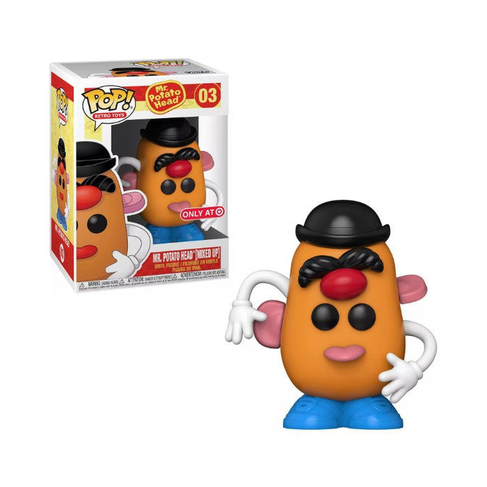 Mr Potato Head Mixed Face Target Exclusive