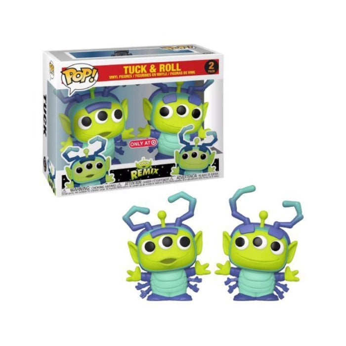 Tuck & Roll Remix Target Exclusive Funko Pops