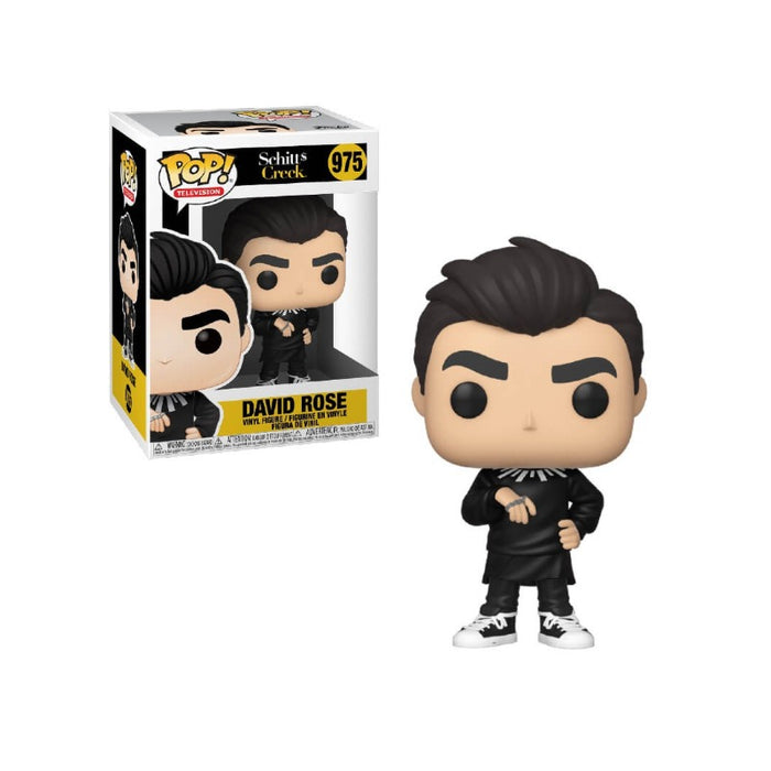 David Rose: Schitts Creek Funko Pop