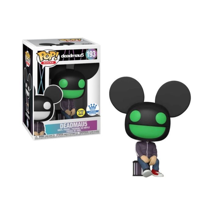 GITD Deadmau5 Funko Shop exclusive