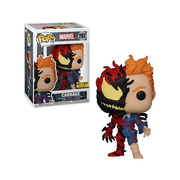 Carnage (Transforming) Hot Topic exclusive Funko