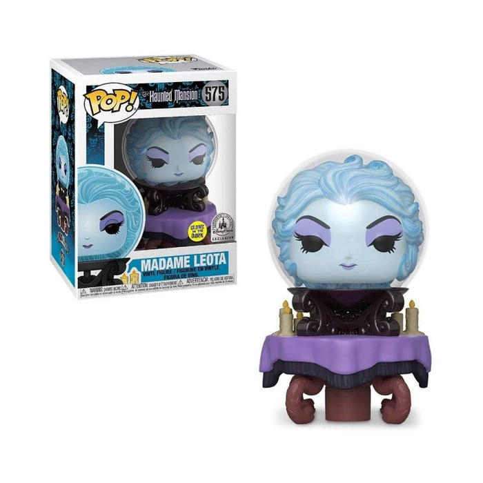 Disney's Haunted Mansion: GITD Madam Leota Park exclusive Funko