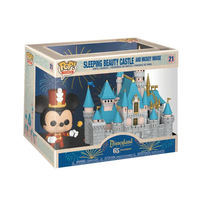 Disney 65th Anniversary Mickey & Castle