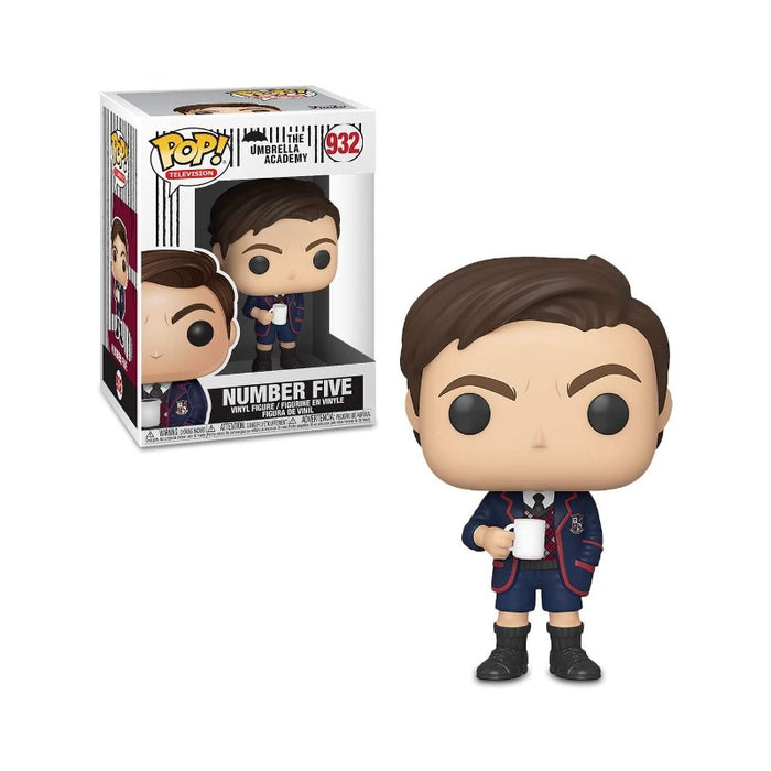 Umbrella Academy: Number Five Funko Pop