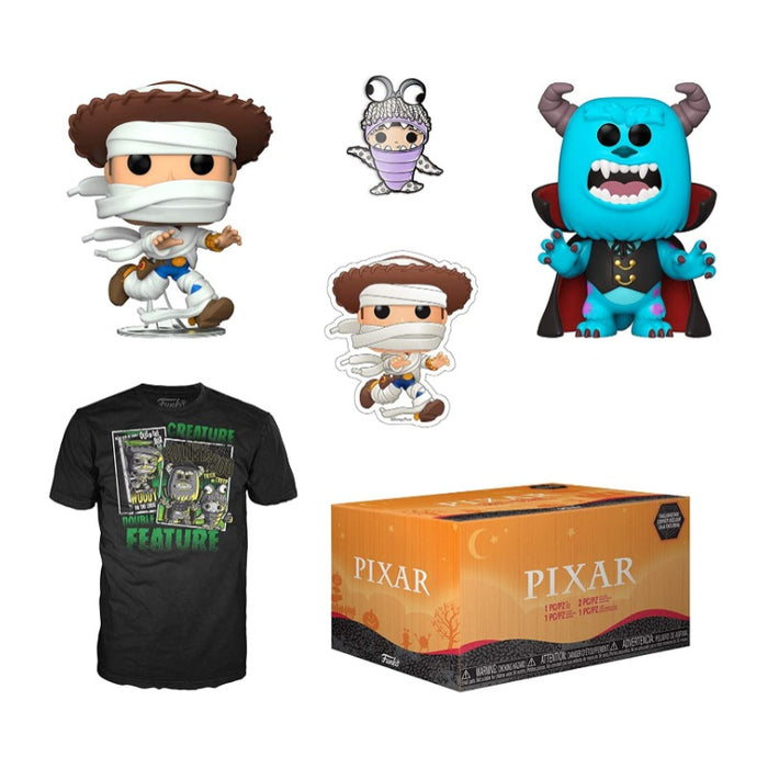 Pixar Collectors Halloween Box