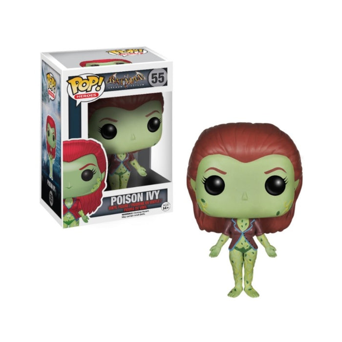 DC Poison Ivy Funko (Not Mint)