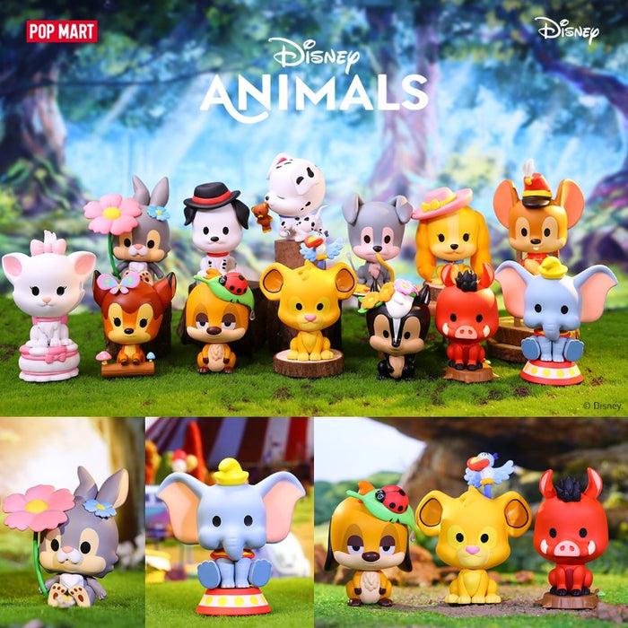 Pop Mart Disney Animals: Choose your character