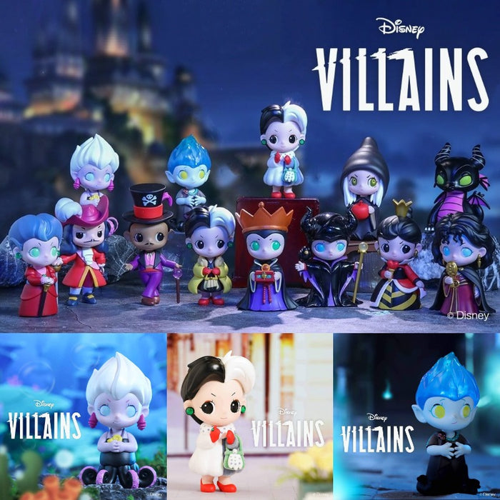 Pop Mart Disney Villains: Choose your character