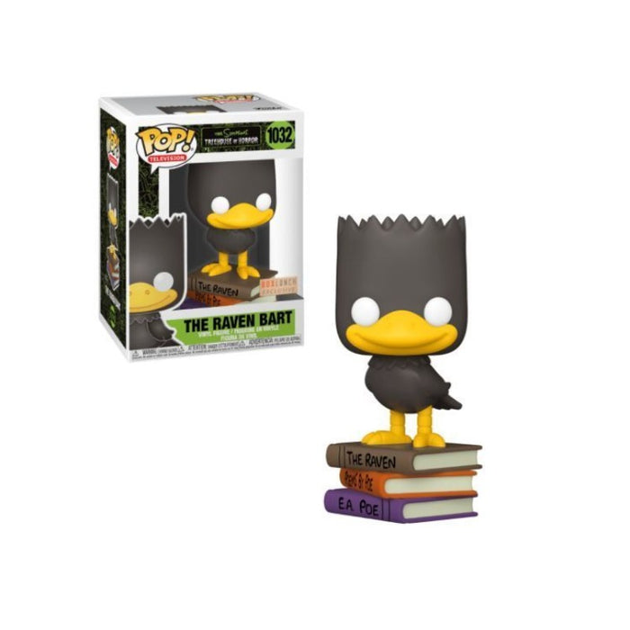 The Simpsons: Raven Bart Boxlunch exclusive Funko Pop