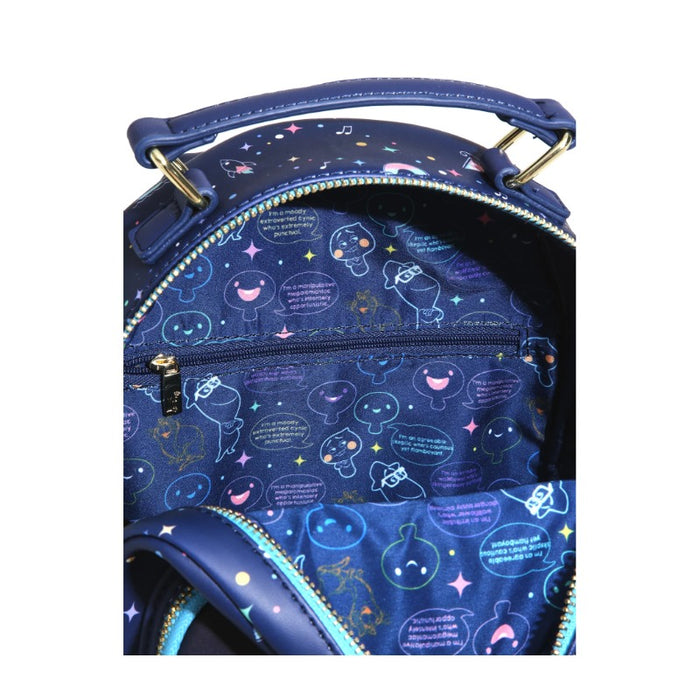Disney Pixar Soul Piano Loungefly Backpack