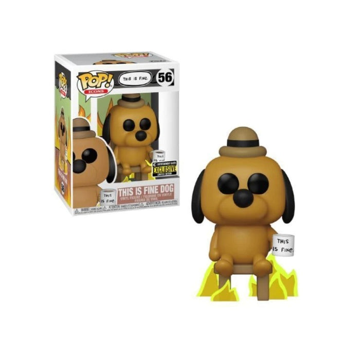 This is Fine Dog Entertainment Earth Exclusive