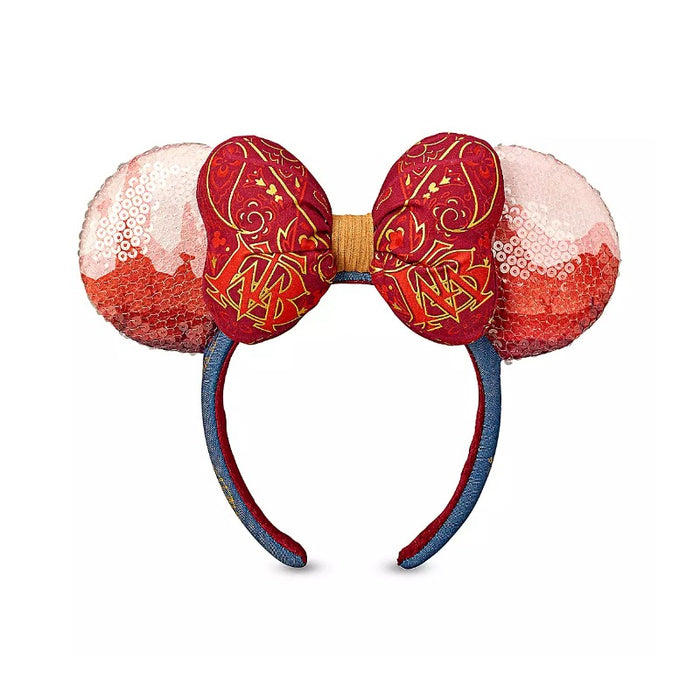 Disney Minnie Main Attraction Thunder Mountain Ears