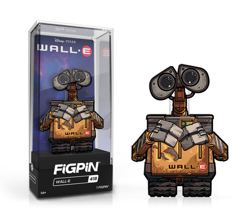 Walle & Eve Figpin Set
