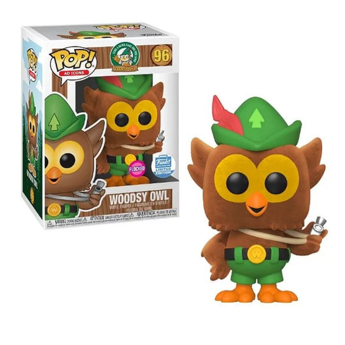 Woodsy Owl Funko Shop Exclusive