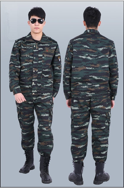 Mens Dark Green Special Forces Uniform - vtarmynavy