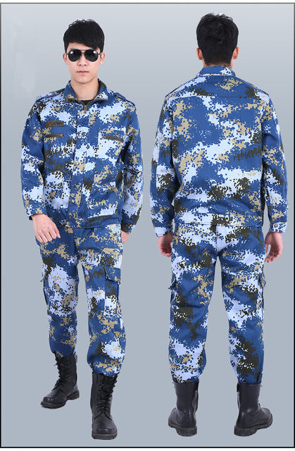 Mens Blue Special Forces Uniform - vtarmynavy