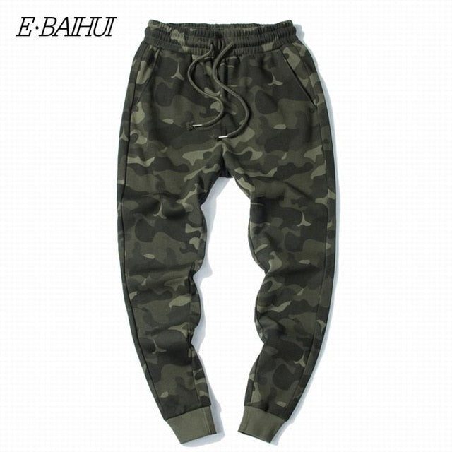 Mens Camouflage Military Pants - vtarmynavy