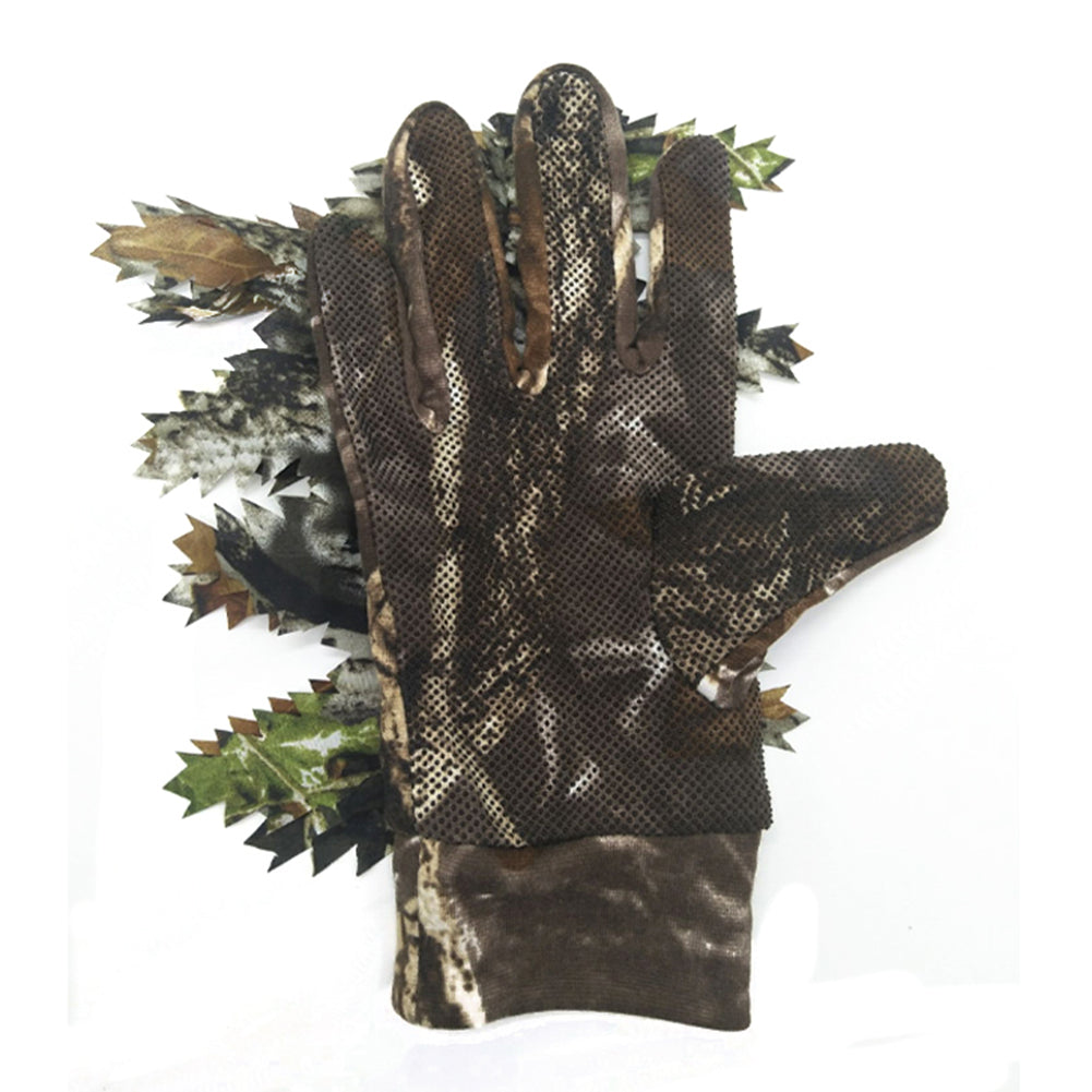 3D Simulation Leaf Gloves - vtarmynavy