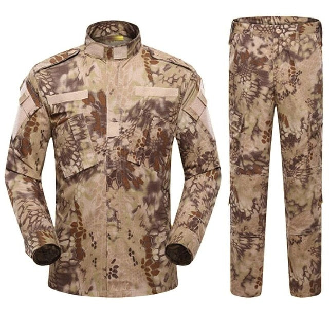 Mens Dark Brown Tactical Suit - vtarmynavy