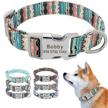 Customizable Pet Collars