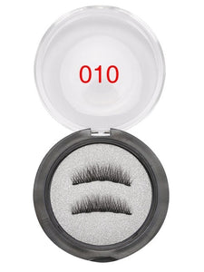 Magnetic Eyeliner with Magnetic Eyelashes