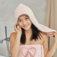 Load image into Gallery viewer, Rapid Drying Hair Towel