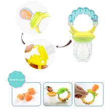 Load image into Gallery viewer, 100% Safe Baby Fruit Pacifies for your little one