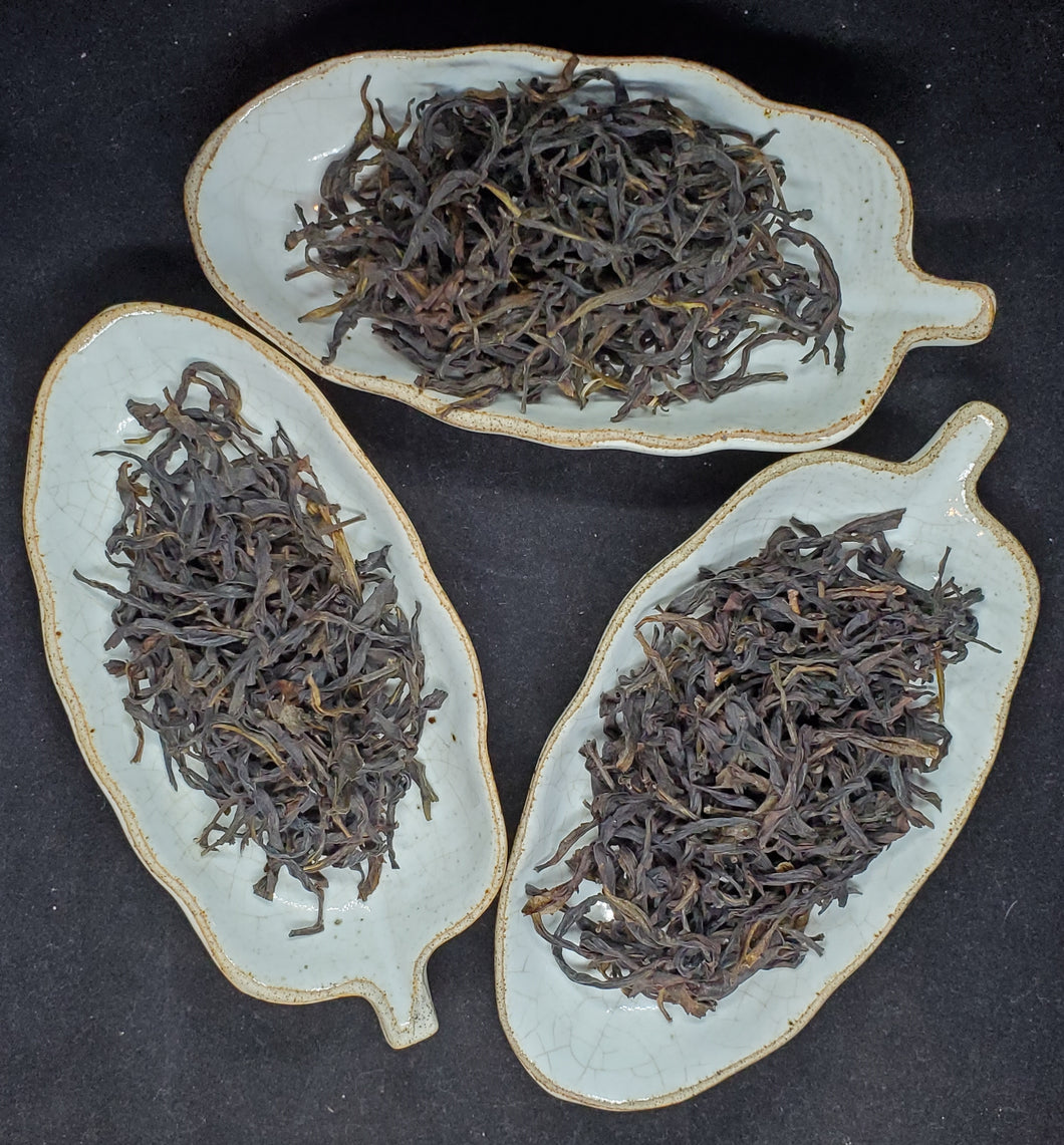 Single Tree Phoenix Dan Cong Oolong Sampler - 2019 (7 Teas)